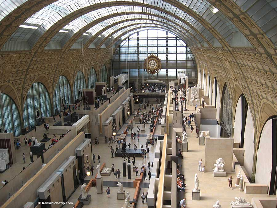 Musée d'Orsay Haupthalle