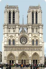 Kirche Notre-Dame de Paris