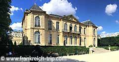 Musée (Museum) Rodin, Paris , © k. reimer- Frankreich-trip.com