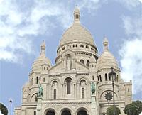 Kirche Sacre Coeur Paris Montmatre