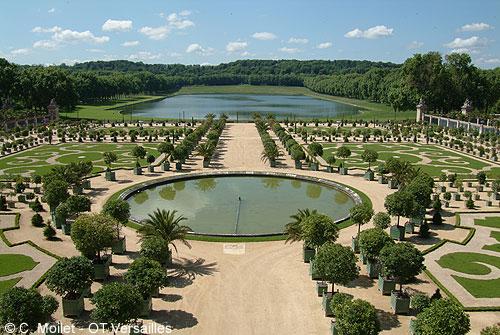 Schloss versailles paris infos tickets for Jardin a la francaise versailles