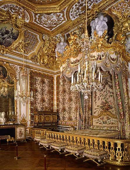 Schloss Versailles ♕ Paris | Infos, Tickets, Öffnungszeiten ... Ludwig Xiv Schlafzimmer